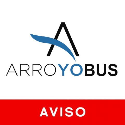 APP ARROYOBUS ya disponible en IOS y Android